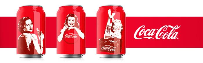 Coca-Cola's 125th Anniversary Design
